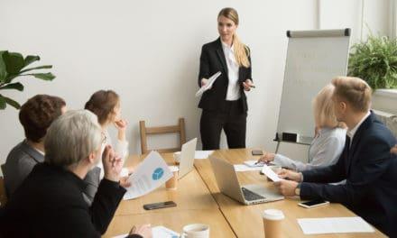 6 tips voor vrouwen om aan de top te komen