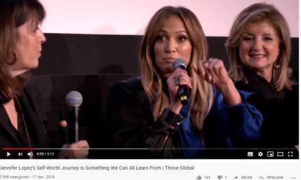 Jennifer Lopez, ster van de Superbowl, spreekt zich uit over onzekerheid