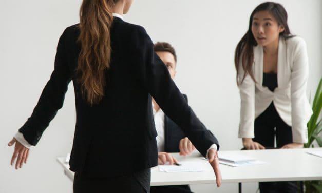Kwart werknemers verandert van baan wegens collega's
