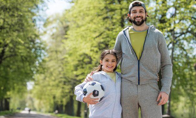 De cruciale rol van een vader in een meisjesleven