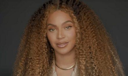 Beyoncé spreekt. Hear hear!