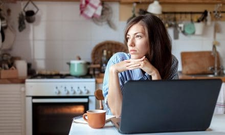 Thuiswerken slecht voor gezondheid
