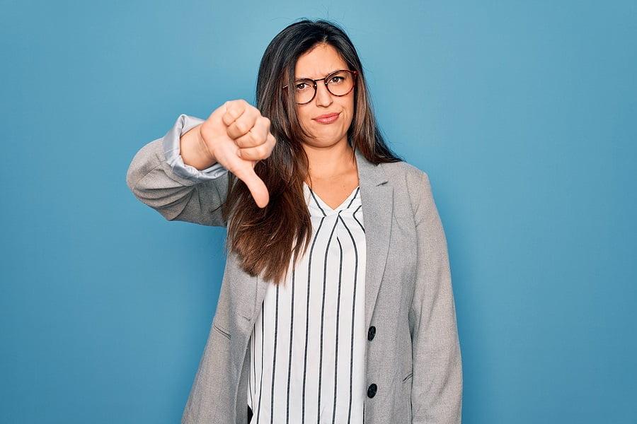 Vrouwelijke leidinggevenden krijgen meer negatieve reacties
