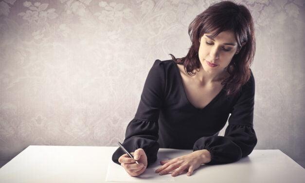 Brief en cv zijn belangrijk bij het solliciteren