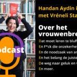 Vréneli Stadelmaier & Handan Aydin met de podcast over het vrouwenbrein