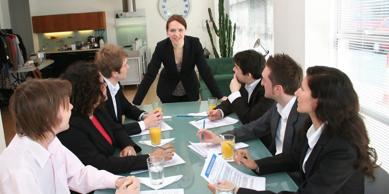 Minder vrouwelijke HR-managers