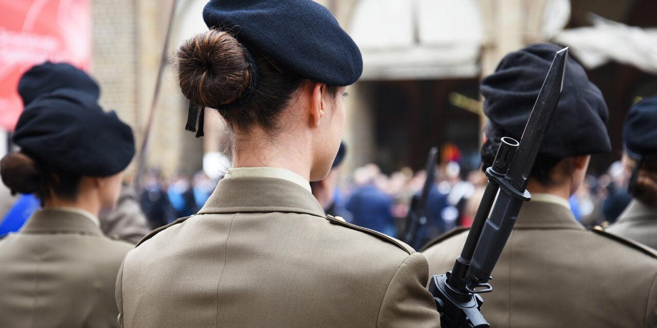 Militaire academie doet vrouwen tekort