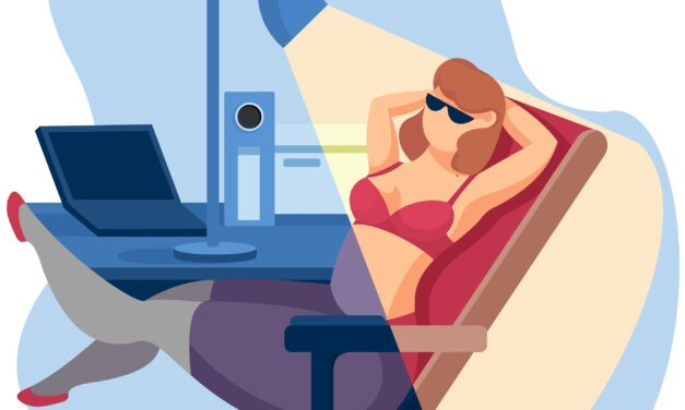 Why Taking Vacation Time Could Save Your Life
