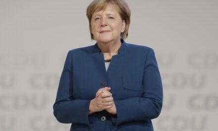 Angela Merkel meest gewaardeerde wereldleider