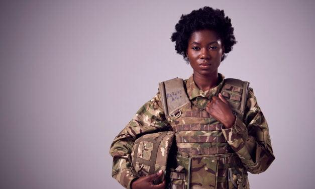 Komt er een vrouwenquotum bij defensie?